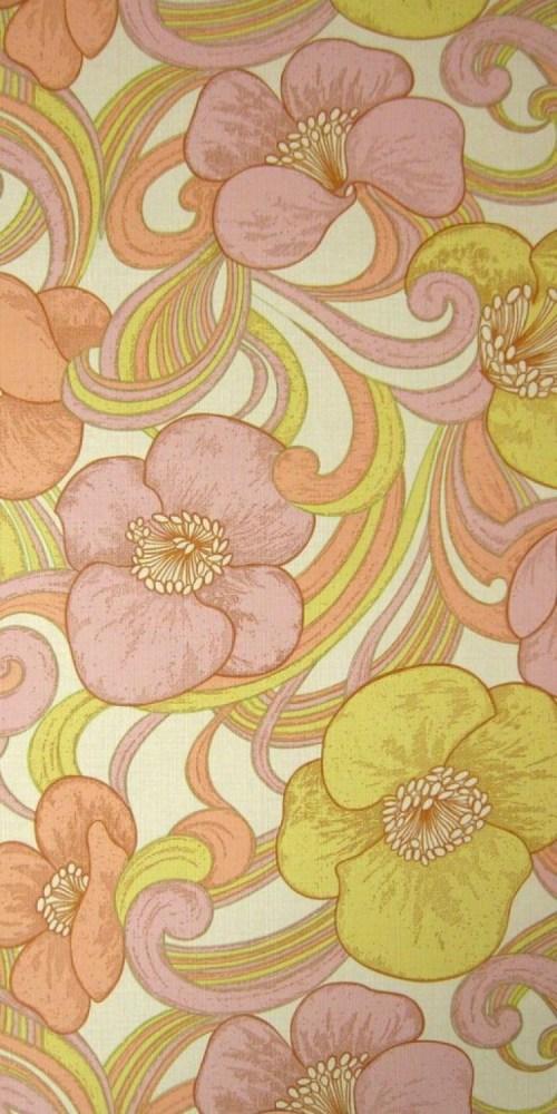 Bild 1 von Tapete Fantastic Flowers