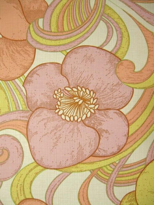 Bild 3 von Tapete Fantastic Flowers