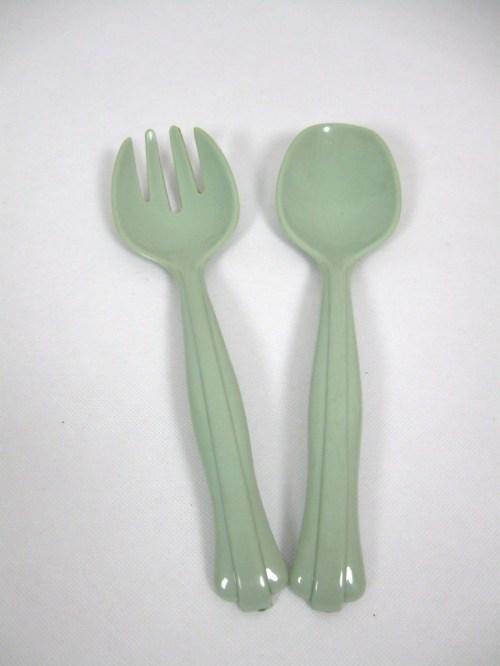 Bild 1 von 50er Salatbesteck