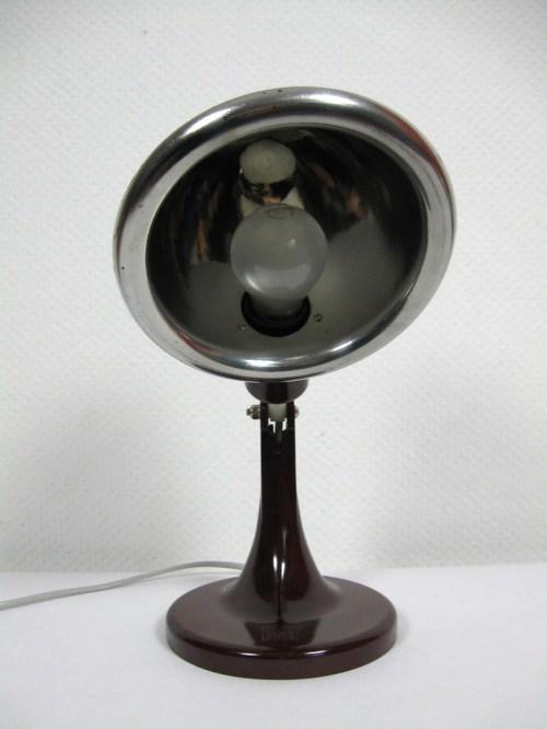 Bild 3 von Tischlampe Bakelit DDR