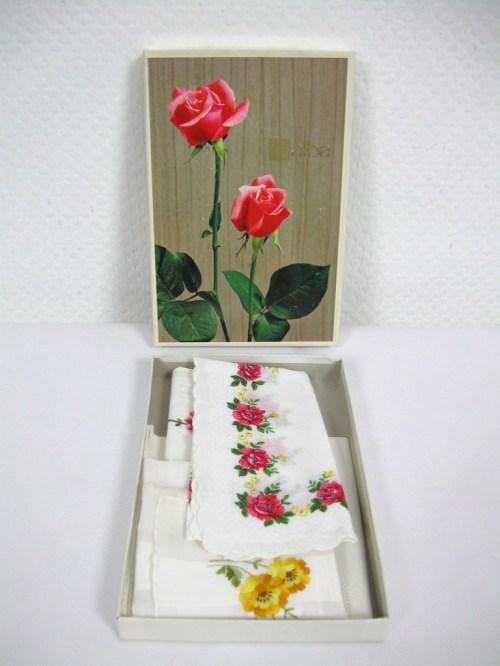 Bild 1 von 50er Rosen Taschentücher