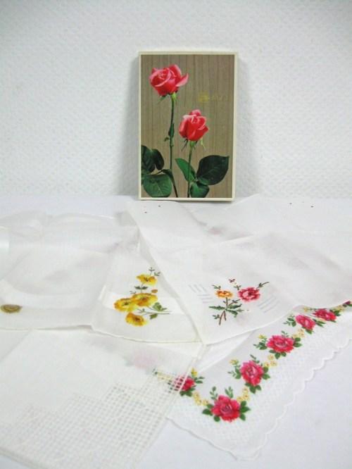 Bild 2 von 50er Rosen Taschentücher