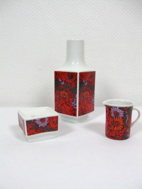 Bild 1 von 70er Vase Deko-Set