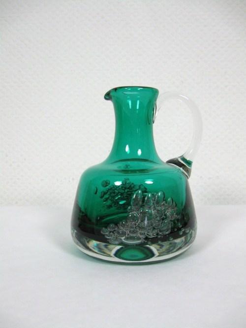 Bild 2 von 70er Gralglas Vase