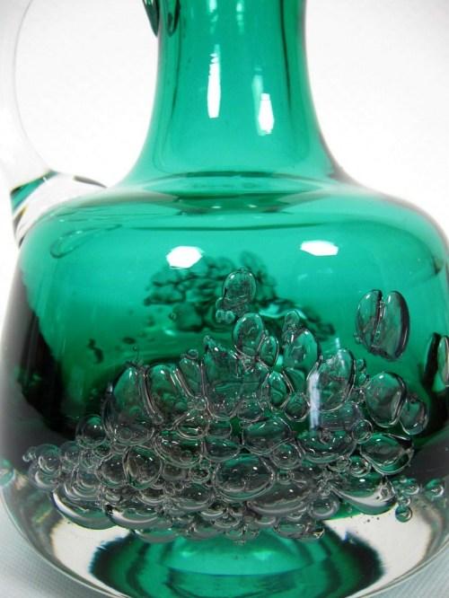 Bild 6 von 70er Gralglas Vase
