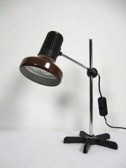 Bild 1 von 70er Schreibtischlampe