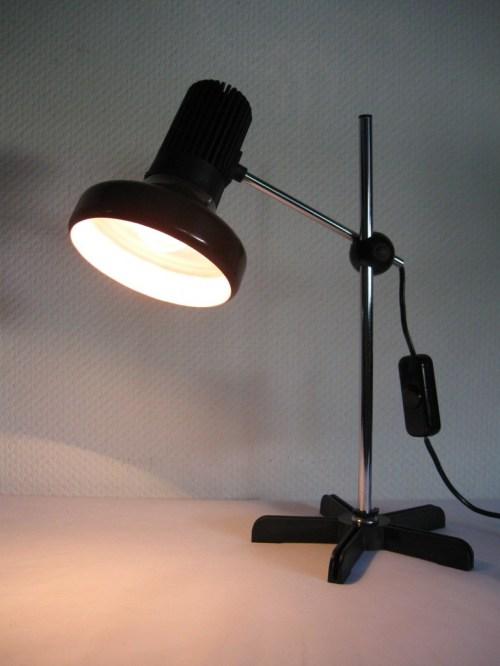 Bild 4 von 70er Schreibtischlampe