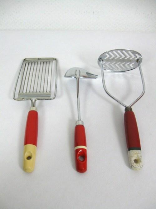 Bild 2 von Vintage Küchenutensilien