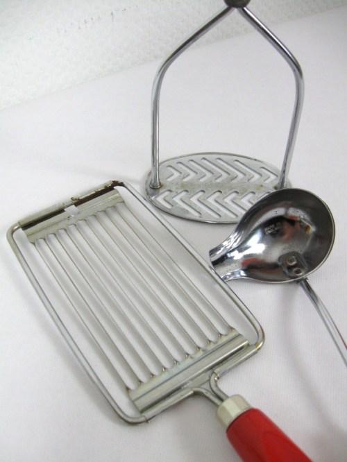 Bild 3 von Vintage Küchenutensilien