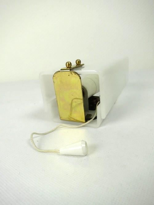 Bild 5 von 50er/60er Wandlampe