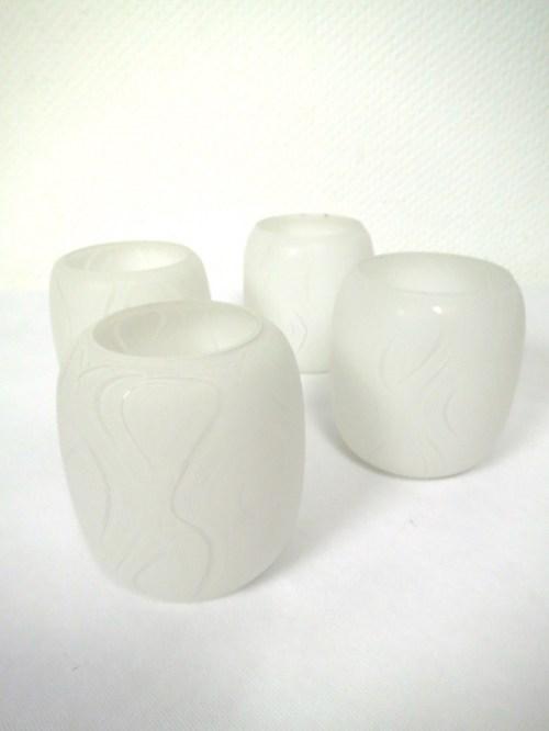 Bild 1 von 50er Lampenschirme Glas