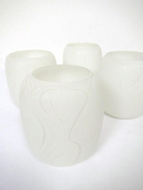 Bild 3 von 50er Lampenschirme Glas