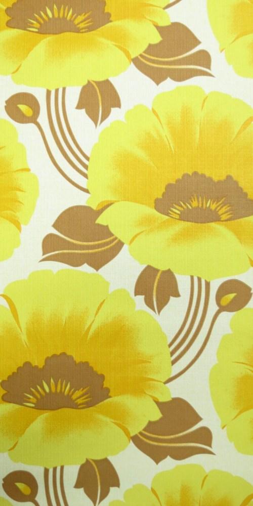 Bild 1 von Tapete Yellow Shine