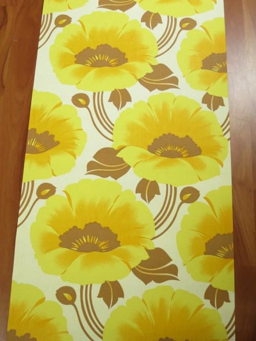 Bild 2 von Tapete Yellow Shine