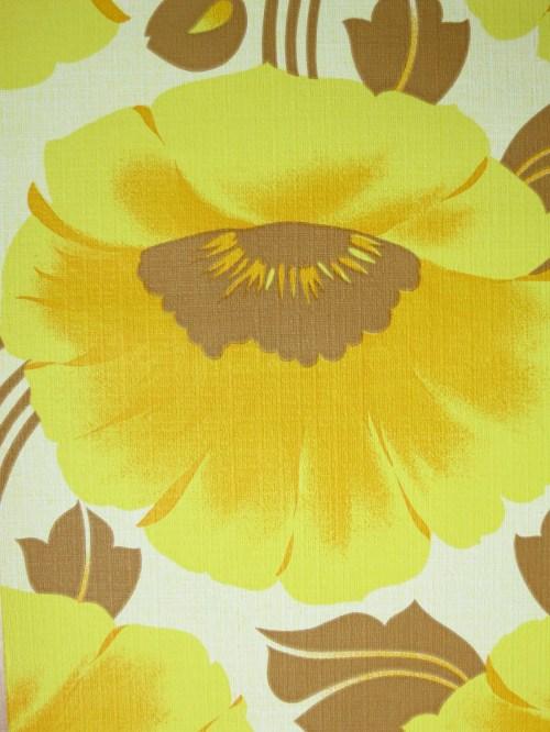 Bild 3 von Tapete Yellow Shine