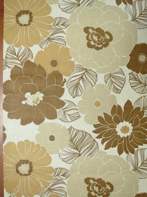 Bild 3 von Tapete Crisantemia