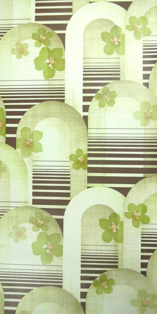 Bild 1 von Tapete Blumenarkade