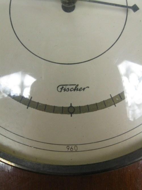 Bild 3 von 60er Barometer Fischer