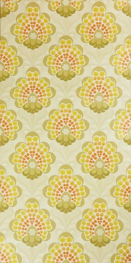 Bild 1 von Tapete Blumenkränzchen