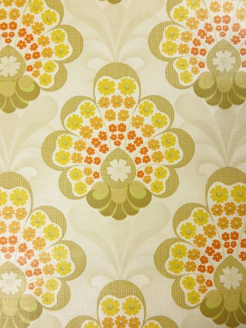 Bild 3 von Tapete Blumenkränzchen
