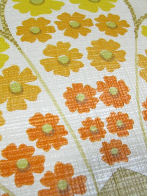 Bild 4 von Tapete Blumenkränzchen