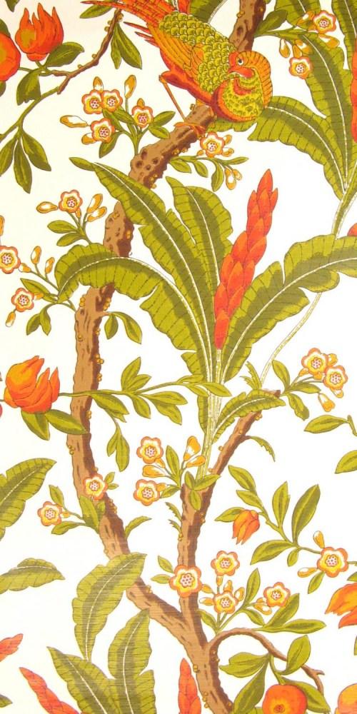 Bild 1 von Tapete Bird in Paradise