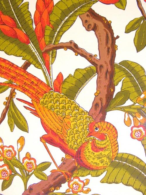 Bild 2 von Tapete Bird in Paradise