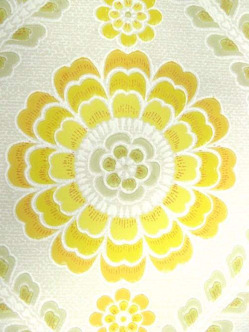 Bild 2 von Tapete Flower