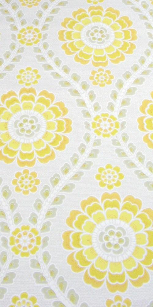 Bild 3 von Tapete Flower