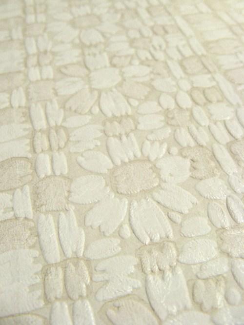 Bild 4 von Tapete Mauerblümchen