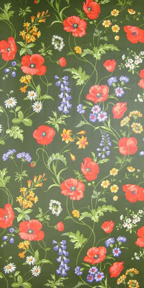 Bild 1 von Tapete Wiesenblumen
