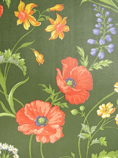 Bild 2 von Tapete Wiesenblumen