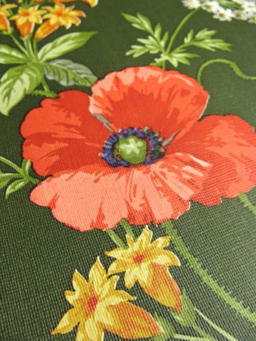 Bild 4 von Tapete Wiesenblumen