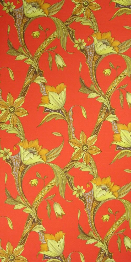 Bild 1 von Tapete Indian Prints