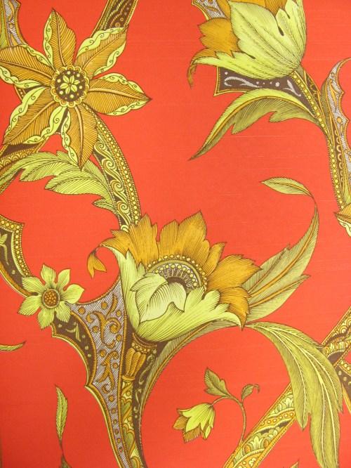Bild 3 von Tapete Indian Prints