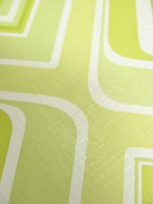 Bild 4 von Tapete Vinyl Grün