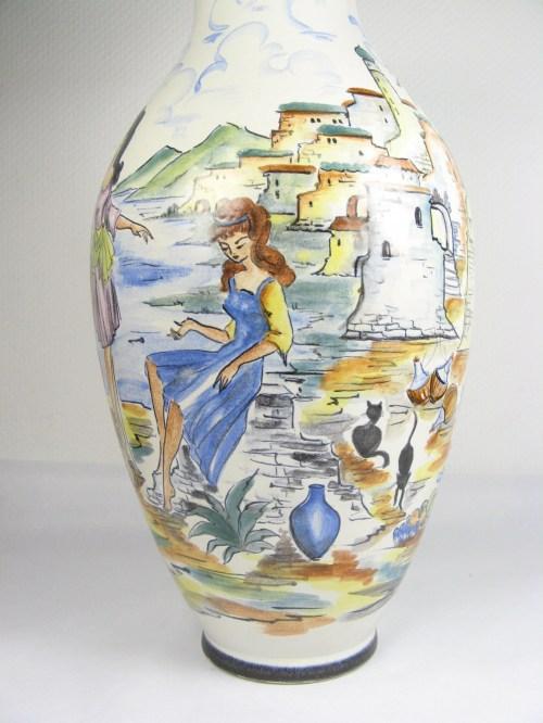 Bild 2 von 50er Vase H. Wortmann