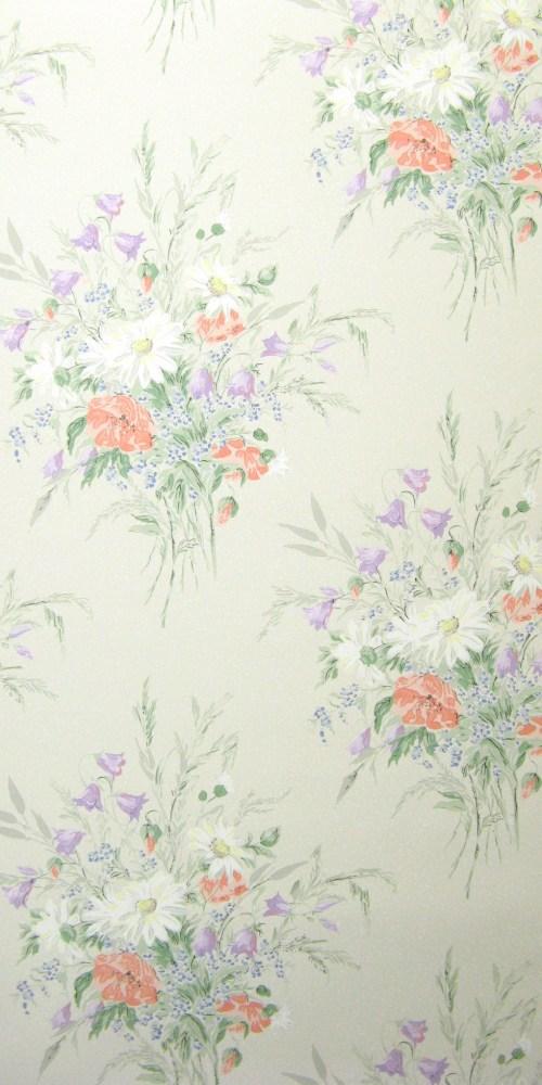 Bild 1 von Tapete Sommerblumen