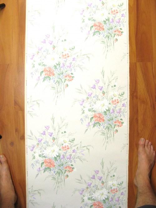 Bild 2 von Tapete Sommerblumen