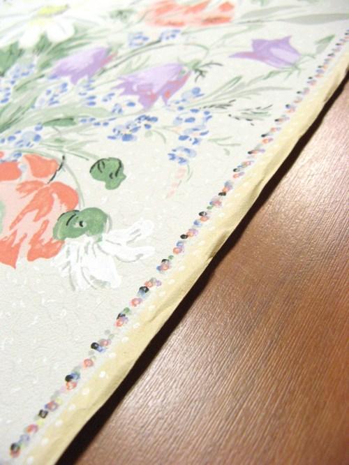 Bild 5 von Tapete Sommerblumen