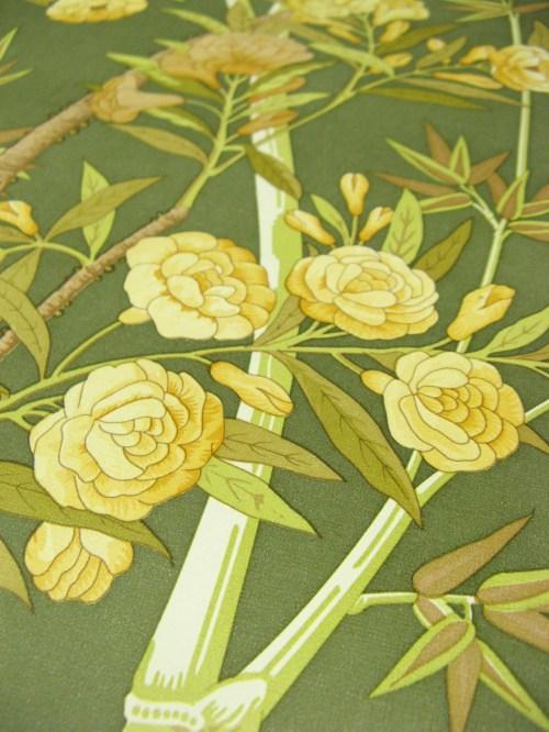 Bild 3 von Tapete Bambusgarten