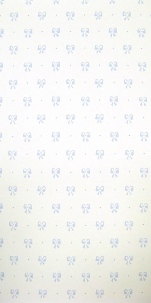 Bild 1 von Tapete Schleifchen