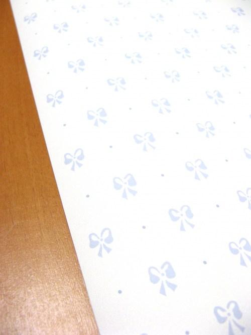 Bild 2 von Tapete Schleifchen