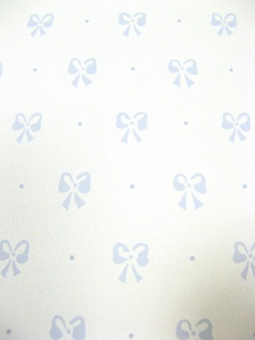 Bild 3 von Tapete Schleifchen