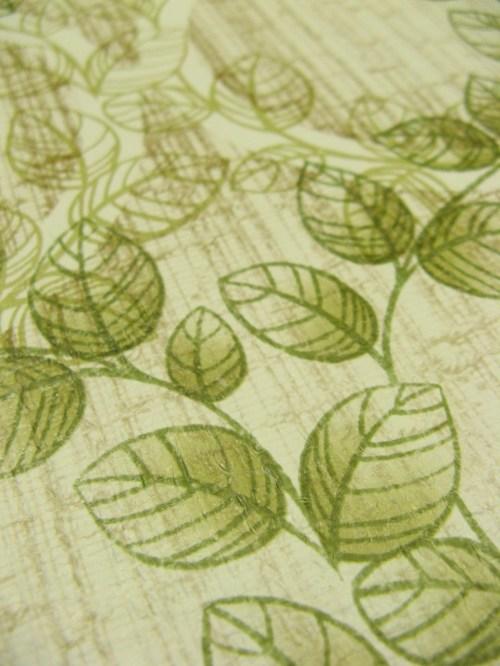 Bild 4 von Tapete Blattgrün