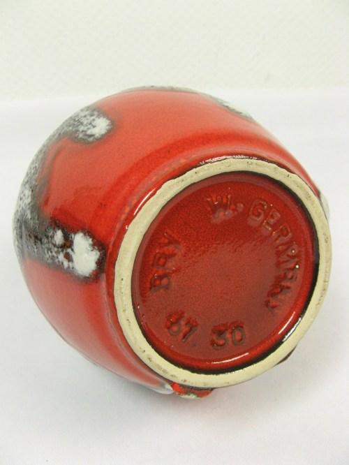 Bild 4 von 70er Lava Vase Bay Keramik