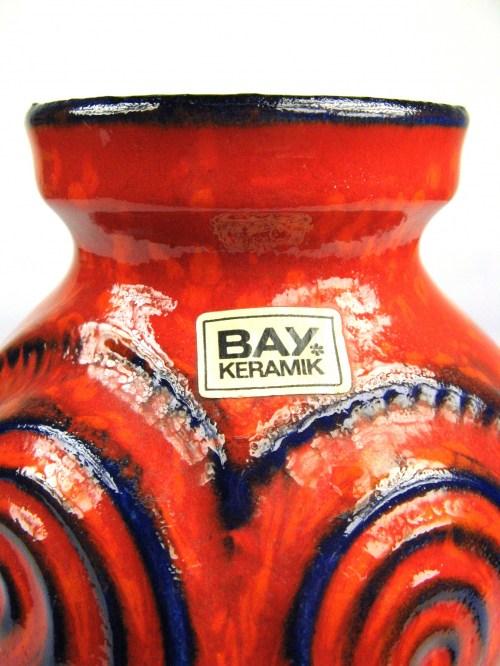 Bild 4 von 70er Vase Bay Keramik