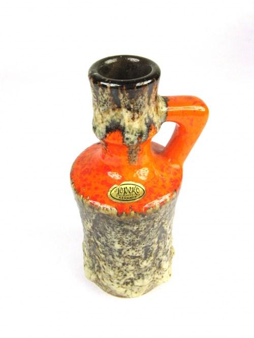 Bild 1 von 70er Vase Jopeko Lava