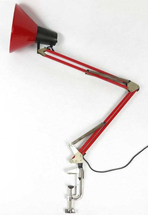 Bild 1 von 70er Scharnierlampe