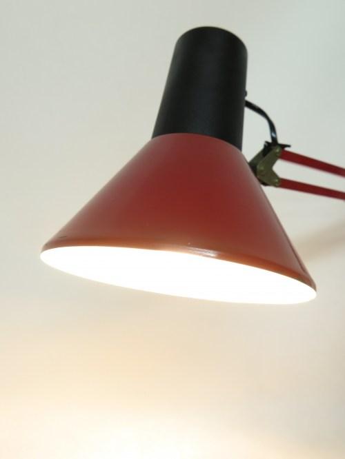 Bild 6 von 70er Scharnierlampe